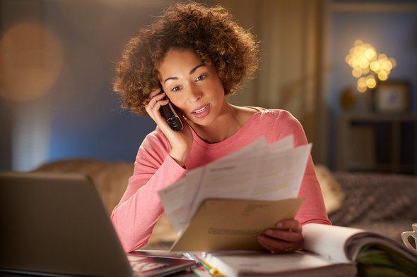 talk to a credit bureau